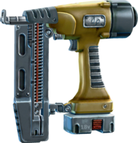 SRIV SMGs - Rapid-Fire SMG - Nailgun - Default