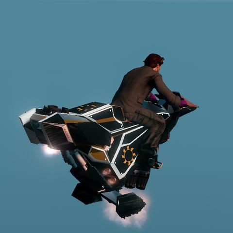 File:Saints Row The Third DLC vehicle - Ultor Interceptor - hover - rear angle.png