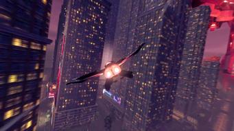 Screaming Eagle - rear in jet mode