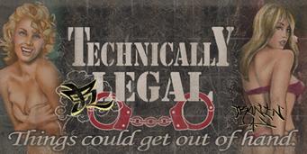 Technically Legal 116 billboard6 cb