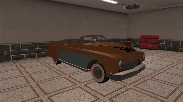 File:Saints Row variants - Gunslinger - Classic Convertible - front right.png
