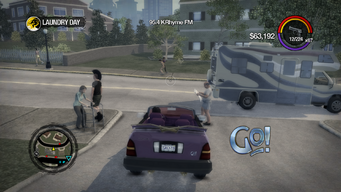 Go! - rear in Saints Row 2