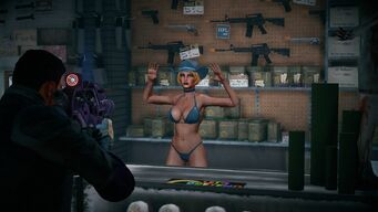 Let's Pretend - Hold Ups in Saints Row IV