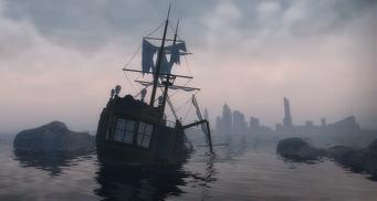Shipwreck Cove - rear