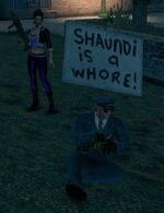 Shaundi is a whore