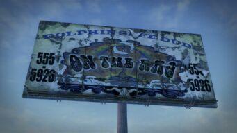 On The Rag aged billboard