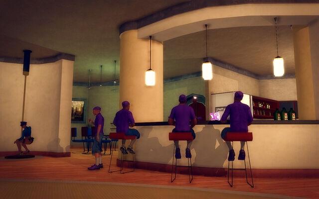 File:Hotel Penthouse - Ultra Modern - kitchen seating.jpg