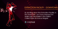 Extraction Facility