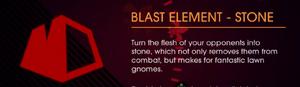 GOOH halloween livestream - Arcane Power Element - Stone Blast