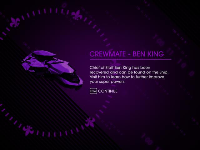 File:King Me - Crewmate Ben King unlocked.png