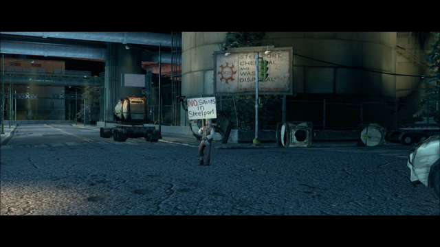 File:Air Steelport closing cutscene - scattered containers behind protester.png