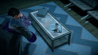 Image As Designed - Boytoy magazine on desk in Saints Row IV