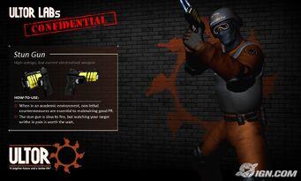 Stun Gun promo