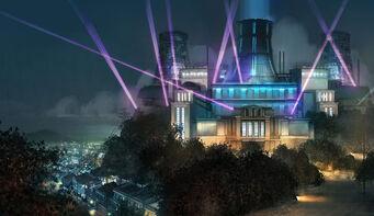 Burns Hill Reactors concept art