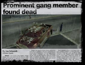 Newspaper bh04 Red Asphalt