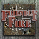 Friendly Fire - Saints Row 2 small sign