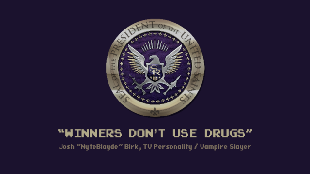 File:Saints of Rage winners dont use drugs.png