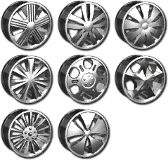 Vehicle Customization - Bling Rims in Saints Row 2