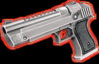 SRGooH weapon pistol 45 Fletcher