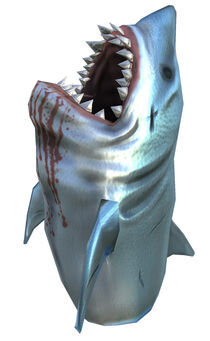 Steelport Sewer Shark render
