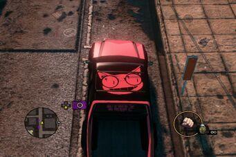 Genkibowl Criminal from above