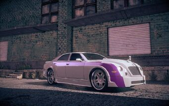 Saints Infuego in Saints Row IV