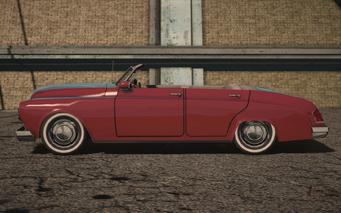 Saints Row IV variants - Gunslinger Red - side
