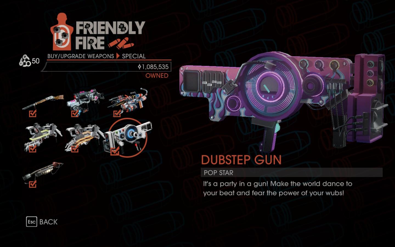 Image result for Dubstep gun