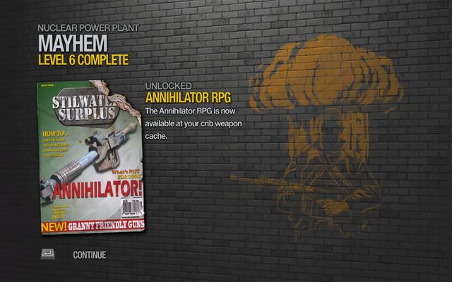 File:Annihilator RPG - Saints Row 2 unlock screen.png