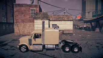 Peterliner - left in Saints Row IV