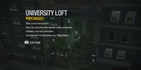 University Loft
