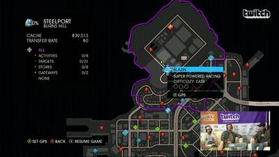 Blazin named on-screen in Saints Row IV gameplay preview
