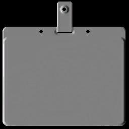 SR2 Badge Holder