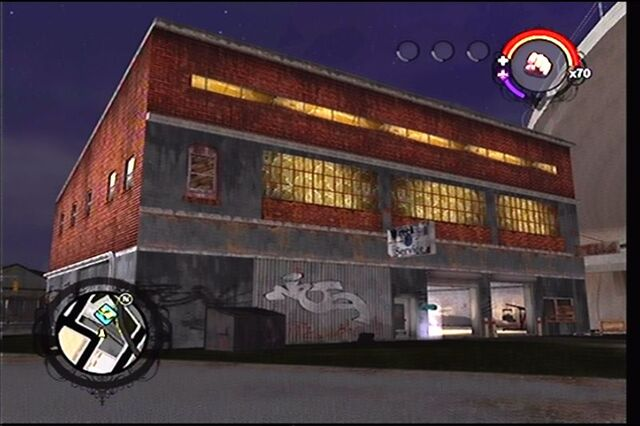 File:Donnie's second garage as it appears in Saints Row - exterior.jpg