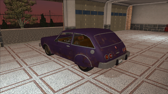 Saints Row variants - Slingshot - Gang 3SS lvl1 - rear left