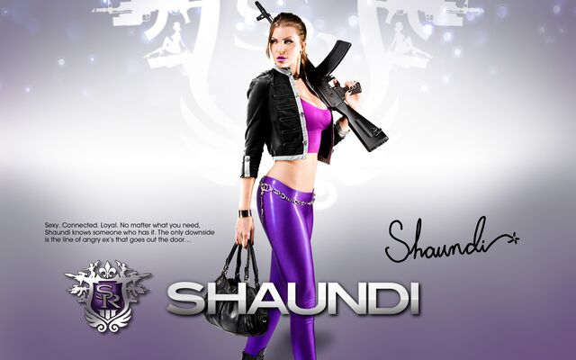 File:Shaundi - Saints Row The Third promo poster.jpg