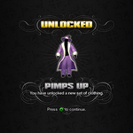 Saints Row unlockable - Customization Items - Pimps Up - Pimp outfit