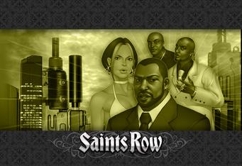 Saints Row demo wallpaper - Vice Kings
