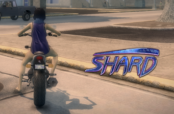 Shard - rear in Saints Row 2