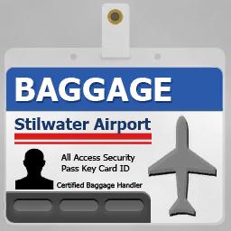 SR2 Badge Airport