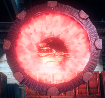 Saints Row IV - Stargate