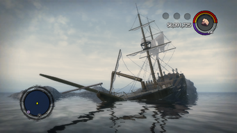Shipwreck Cove - front