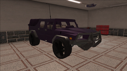 Saints Row variants - Bulldog - Gang 3SS lvl4 - front right