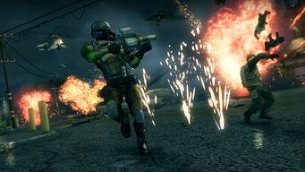 Explosive Combat Pack promo