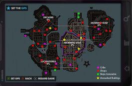 Steelport map