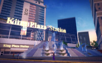 Filmore in Saints Row 2 - King Plaza Station
