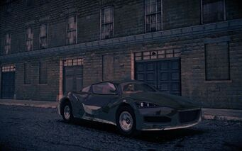 Temptress - front right in Saints Row IV