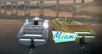 Miami standard and piracy