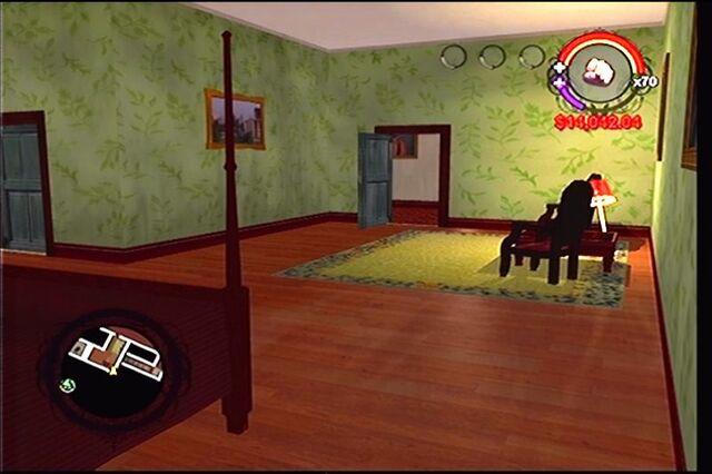 File:Raykins Hotel - green bedroom.jpg