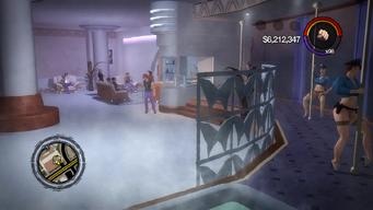 Penthouse Loft - interior stripper poles